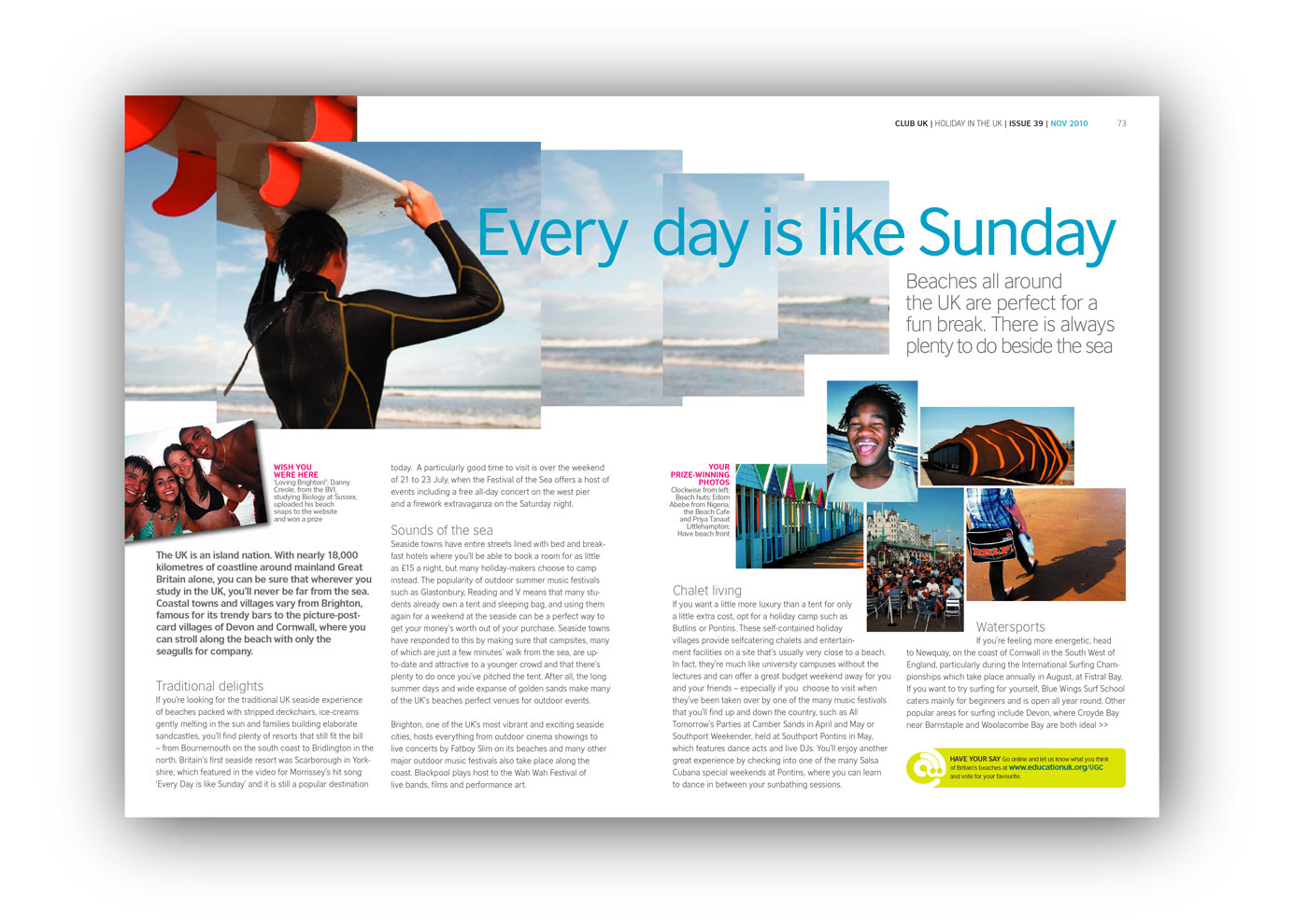 British Council • Design & Purpose